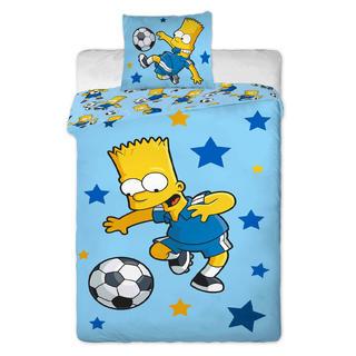 Detské posteľné obliečky Bart Simpson
