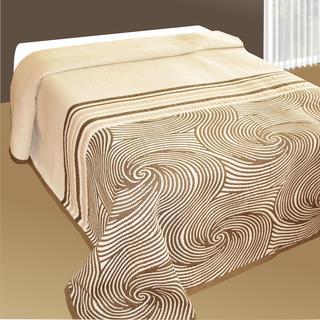 Prikrývka na posteľ ESPIRALES