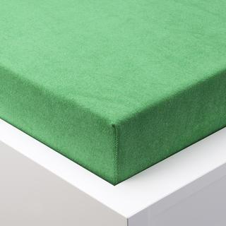 Napínacie prestieradlo froté EXCLUSIVE zelená