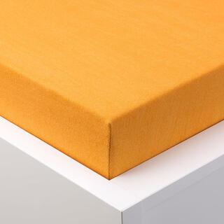 Napínacie prestieradlo froté EXCLUSIVE oranžová