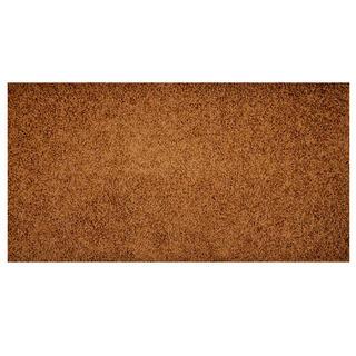 Kusový koberec SHAGGY hnedý