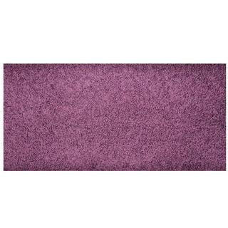 Kusový koberec SHAGGY fialový