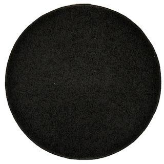 Okrúhly koberec SHAGGY antracit