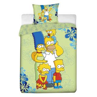 Detské posteľné obliečky Simpsonovci