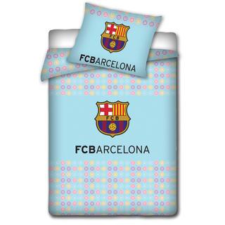 Detské obliečky do postieľky FC Barcelona