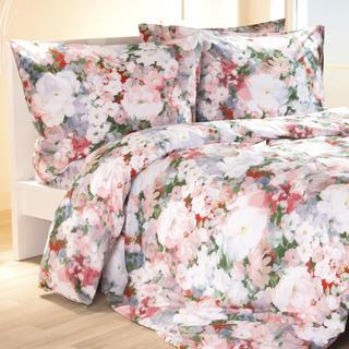 Krepové posteľné obliečky Monet