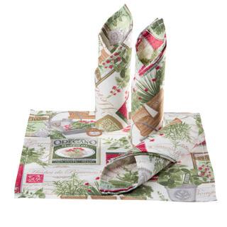 Prestieranie patchwork Herb 4 ks
