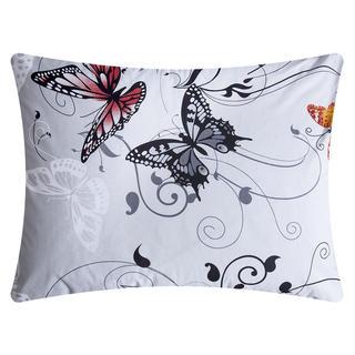 Bavlnená obliečka na vankúš Butterfly 70 x 90 cm