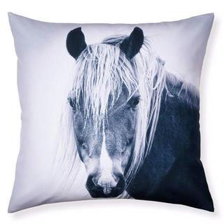 Dekoratívna obliečka na vankúšik Kôň art