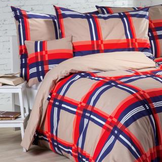 Bavlnená posteľná bielizeň Scotty, štandardná dĺžka