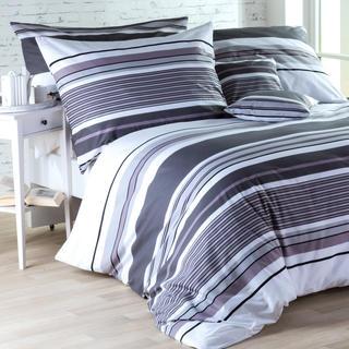 Bavlnená posteľná bielizeň AKIRA, predĺžená dĺžka