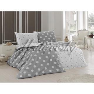 Bavlnené posteľné obliečky Matějovský PONTE Grey
