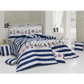 Matějovský krepové posteľné obliečky MARINE