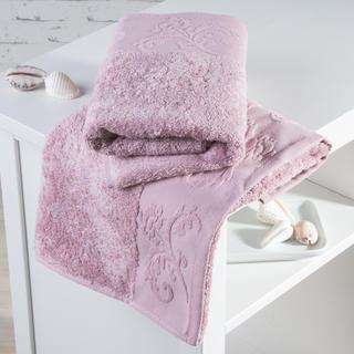 Bambusové uteráky Barcelona ružové
