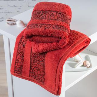 Froté uteráky Madrid terakotové