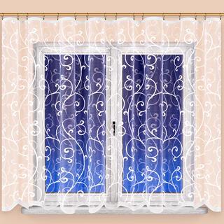 Hotová žakárová záclona JOANNA 350 x 160 cm