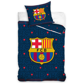 Detské posteľné obliečky FC Barcelona II