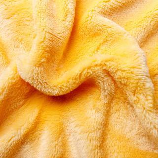 Napínacie prestieradlo SLEEPWELL mikroplyš žlté
