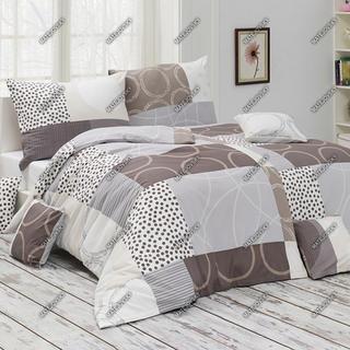 Matějovský posteľné obliečky Brenton béžová bavlna