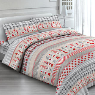 Bavlnené posteľné obliečky Folletti