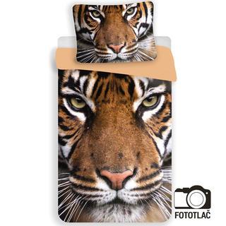 Detské posteľné obliečky Tiger