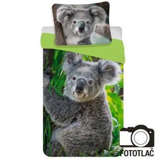 Detské posteľné obliečky Koala