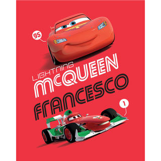 Deka Cars McQueen a Francesco