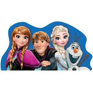Detský vankúšik Frozen tvarovaný