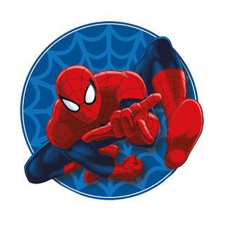Detský vankúšik Spiderman tvarovaný
