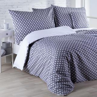 Krepové posteľné obliečky Lola, predĺžená dĺžka