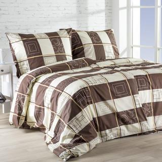 Bavlnená posteľná súprava Brownie