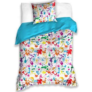 Bavlnené posteľné obliečky farebná Paleta