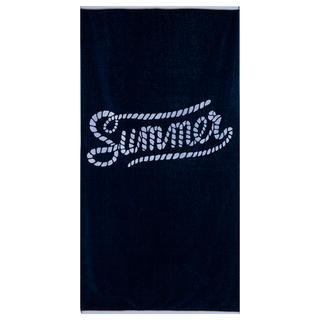 Plážová osuška SUMMER SAIL 90 x 170 cm
