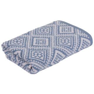 Froté uterák MARRAKECH Mosaik modrý 50 x 100 cm