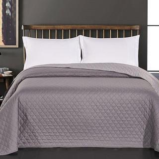 Prikrývka na posteľ Axel, šedá