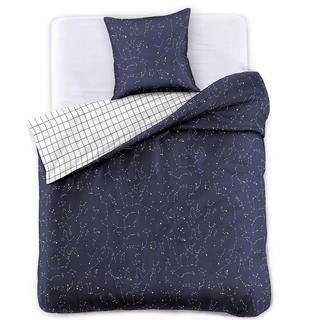 Saténové posteľné obliečky CONSTELATION