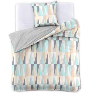 Saténové posteľné obliečky PASTELLOVE