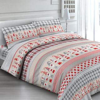 Flanelové posteľné obliečky FOLLETTI