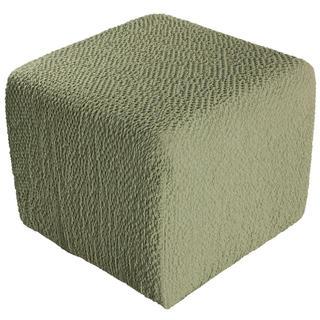 Bielastické poťahy BUKLÉ hrášková taburetka (40 x 40 x 40 cm)