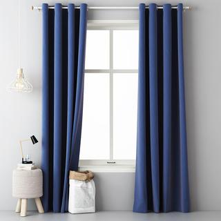 Dekoračný záves Easy modrý 2 ks