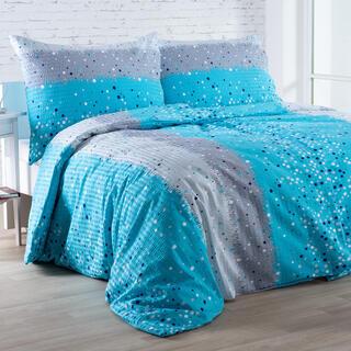 Krepové posteľné obliečky AMBER, predĺžená dĺžka