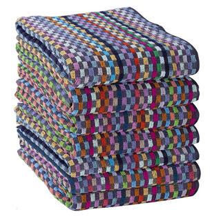Sada pracovných uterákov KOCKY 50 x 70 cm