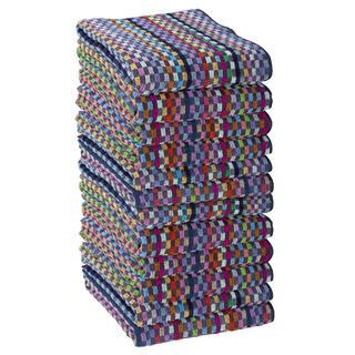 Sada pracovných uterákov KOCKA 50 x 90 cm 12 ks