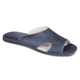 Klasické pánske papuče čierne