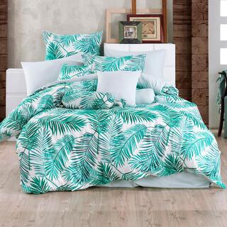 Bavlnené posteľné obliečky PALMS, predĺžená dĺžka