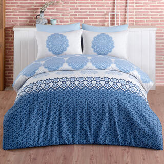 Bavlnené posteľné obliečky TREVI, predĺžená dĺžka