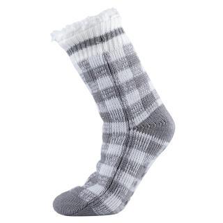 Ponožky na spanie KOCKA, veľ. 37 - 39