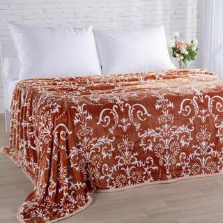 Prikrývka na posteľ NUTTY 220 x 240 cm