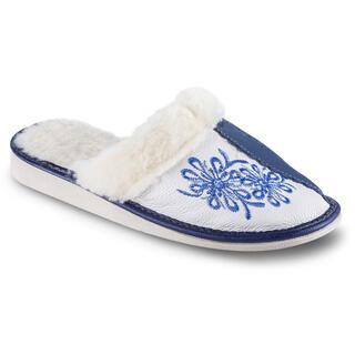 Domáce papuče s vlnou