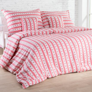 Krepové posteľné obliečky CARINA